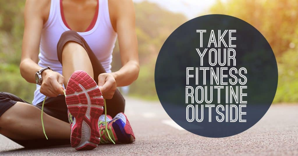 Fitness Routine blog image