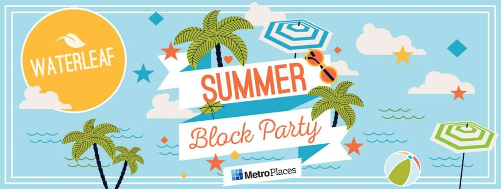 Summer Block Party image