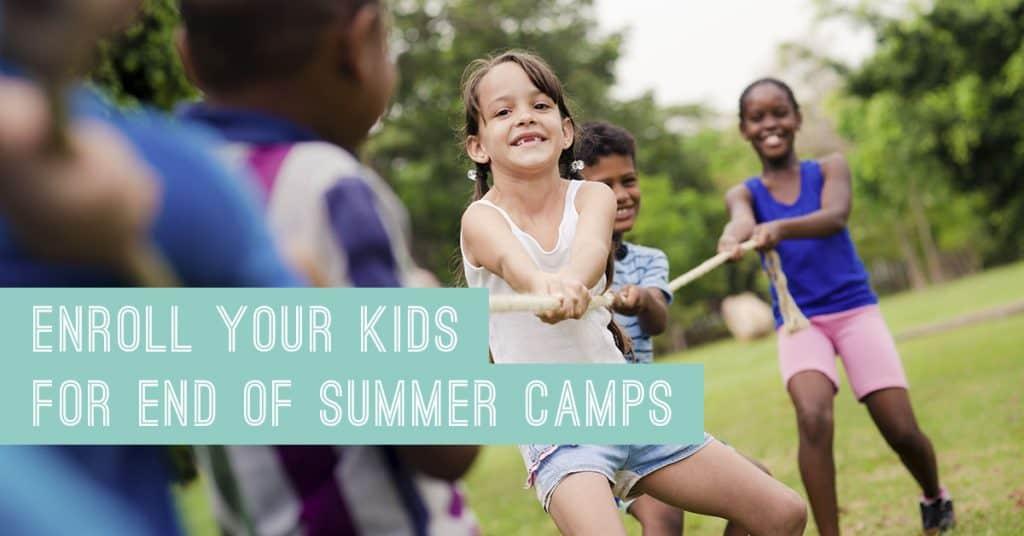 Summer camp blog image