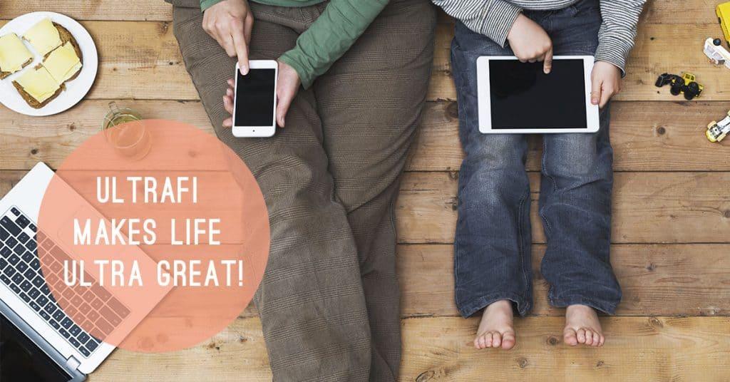 Ultrafi blog image